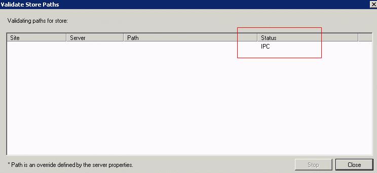 Citrix Provisioning Server 6 1 IPC Error (Multihomed)