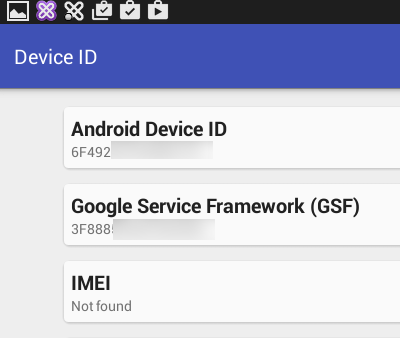Citrix XenMobile : Lookup Google Play Device ID | Rink Spies